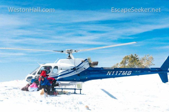 HELI-SKIING THE MOUNTAINS OF UTAH WITH KURT BESTOR AND THE ESCAPESEEKER TEAM