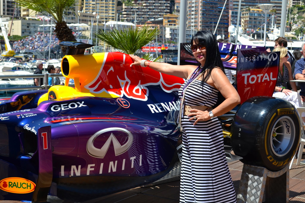 "Supporting our Program Supporter--INFINITI EUROPE at Monaco--Truly ""Inspired Performance!"""