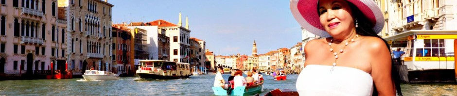 "Returning to the most famous ""floating city"" in the world...the land of Serenissima -- VENEZIA!"