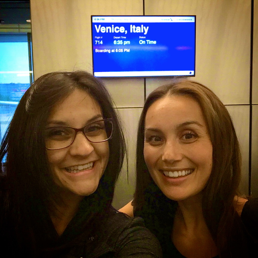 The JOYS of TRAVEL is multiplied 10-fold when it is shared with your best friend!
