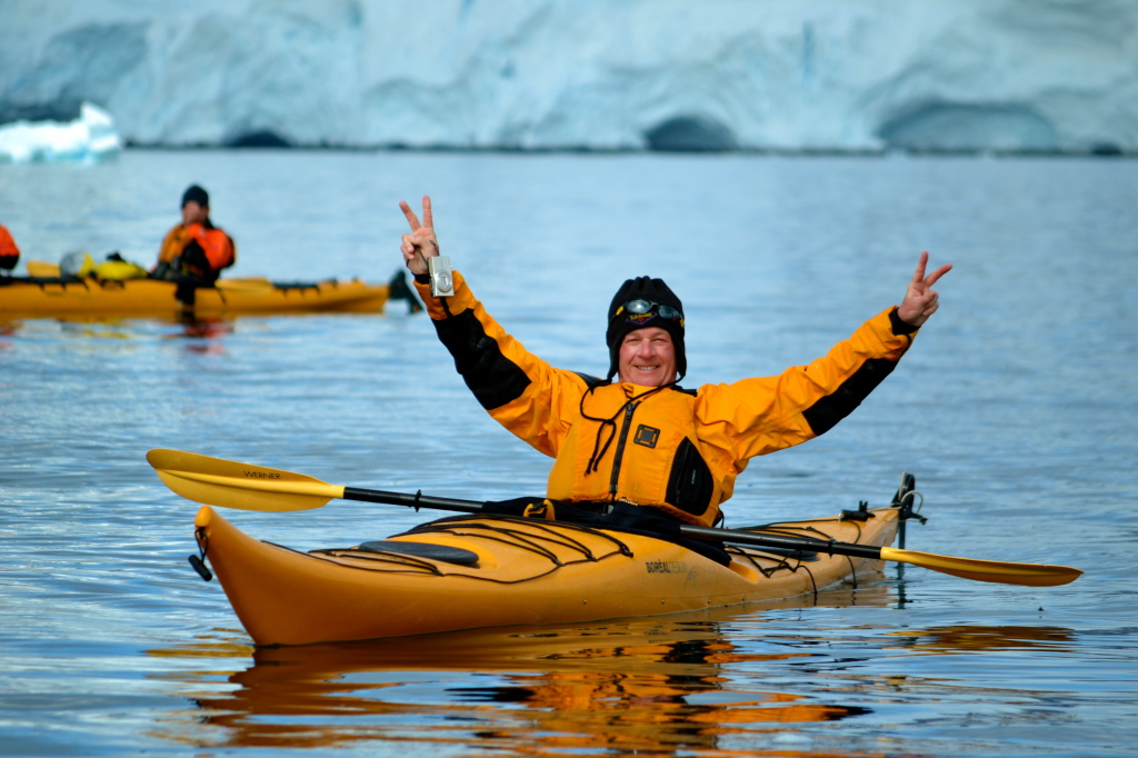 "ESCAPESEEKER is privileged to feature our outstanding Antarctica Advance Research Team member, John Hempelmann. One of our program's goals is to deliver the ""JOY of TRAVEL""...and no one exudes more joy than our #brilliant, adventurous advisor and friend!"