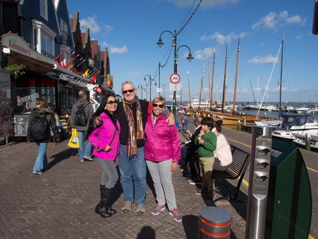 Volendam stroll