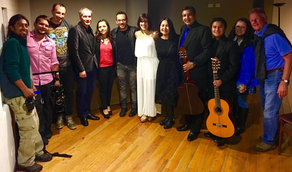 #musicistheuniversallanguage: We had the privilege of witnessing the most fabulous evening immersed in beautiful Ecuadorian folk music at MISQUILLA with its Founder, Juan Fernando Velasco, Latin Grammy Nominated artist, who also featured his gifted Ecuadorian talents. #ittakesavillagetoproduceESCAPESEEKER